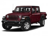 New, 2021 Jeep Gladiator 80th Anniversary 4X4, Red, C21J94-1
