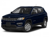 New, 2021 Jeep Compass Latitude, Blue, C21J30-1