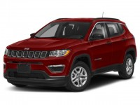 New, 2021 Jeep Compass Altitude, Red, C21J44-1