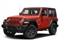 New, 2021 Jeep Wrangler Willys, Red, JM285-1