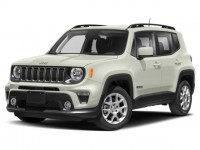 New, 2021 Jeep Renegade Sport, White, C21J39-1