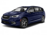 New, 2021 Chrysler Pacifica Touring, Blue, CM103-1