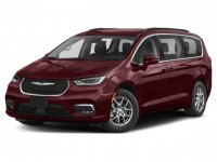 New, 2021 Chrysler Pacifica Touring, Red, CM123-1