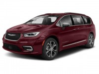 New, 2021 Chrysler Pacifica Touring, Red, CM105-1