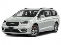 New, 2021 Chrysler Pacifica Touring, White, CM115-1