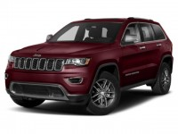 New, 2021 Jeep Grand Cherokee Limited 4x4, Red, C21J113-1