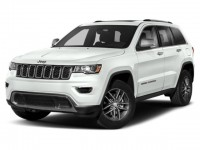 New, 2021 Jeep Grand Cherokee Limited 4x4, White, C21J116-1