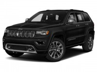 New, 2021 Jeep Grand Cherokee Overland, Black, JM378-1