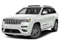 New, 2021 Jeep Grand Cherokee Summit 4X4, White, C21J43-1