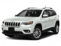 New, 2021 Jeep Cherokee Latitude Lux, White, JM374-1