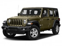 New, 2021 Jeep Wrangler Unlimited Sport S, Green, JM408-1