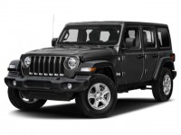 New, 2021 Jeep Wrangler Willys, Black, JM295-1