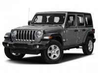 New, 2021 Jeep Wrangler Willys, Silver, JM287-1