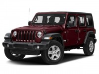 New, 2021 Jeep Wrangler Willys, White, JM348-1