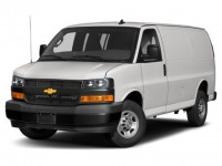 "New, 2021 Chevrolet Express Cargo Van RWD 2500 155"", White, 21C110-1"