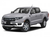 New, 2021 Ford Ranger LARIAT, Silver, HD23860-1