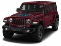 New, 2021 Jeep Wrangler Unlimited Sahara, White, JM370-1