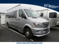 Used, 2017 Airstream Interstate Grand Tour 4X4, Silver, AT20013A-1