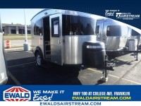 New, 2018 Airstream Basecamp 16', Silver, AT18018-1
