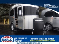 New, 2018 Airstream Basecamp 16 Just Arrived!, Silver, AT18027-1