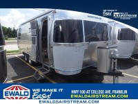 New, 2018 Airstream Flying Cloud 25RB Twin, Silver, AT18053-1
