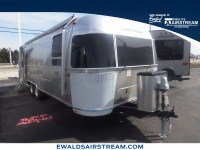 New, 2019 Airstream Globetrotter 27FB, Silver, AT19056-1