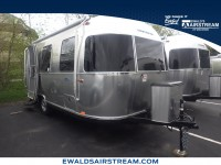 New, 2019 Airstream Sport 22FB, Silver, AT19070-1