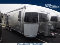 New, 2019 Airstream International Serenity 25FB, Silver, AT19027-1