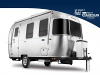 New, 2021 Airstream Bambi 22FB, Silver, AT21046-1