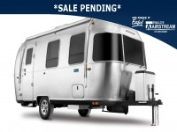 New, 2021 Airstream Bambi 22FB, Silver, AT54909-1