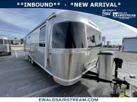 New, 2021 Airstream International 27FBQ, Silver, AT21054-1