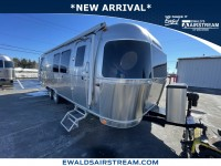 New, 2021 Airstream International 28RBT, Silver, AT21055-1