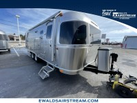 New, 2021 Airstream International 25RBQ, Silver, AT21068-1