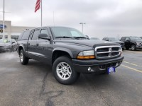 Used, 2004 Dodge Dakota Sport, Gray, H20536B-1