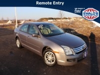 Used, 2006 Ford Fusion SE, Silver, H56727A-1