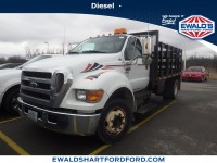 Used, 2006 Ford Super Duty F-650 Pro Loader XL, White, H18708A-1