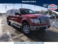 Used, 2010 Ford F-150, Red, H21797A-1