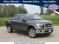 Used, 2016 Ford F-150 XLT, Gray, HP56869-1