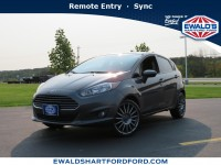 Used, 2016 Ford Fiesta SE, Gray, H23120BB-1