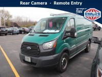 Used, 2016 Ford Transit Cargo Van Base, Green, HP56862-1