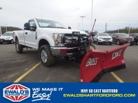 New, 2017 Ford Super Duty F-250 SRW XL, White, HS16758-1