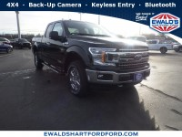 New, 2018 Ford F-150 XLT, Black, HA18435-1