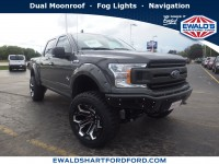 New, 2018 Ford F-150 XLT, Gray, SCA19615-1