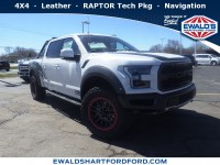 New, 2019 Ford F-150 Raptor, White, RSH20883-1