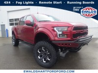 New, 2019 Ford F-150 Raptor, Red, SCA20526-1
