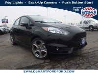 New, 2019 Ford Fiesta ST, Black, HB20096-1