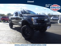 New, 2019 Ford Super Duty F-250 SRW, Black, SCA19982-1