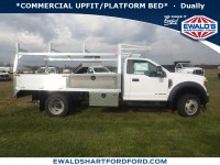 New, 2019 Ford Super Duty F-450 DRW XL, White, HTB20082-1