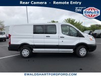 "Used, 2019 Ford Transit Van T-250 130"" Low Rf 9000 GVWR Swing-O, White, HP56644-1"