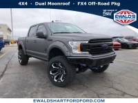 New, 2020 Ford F-150 XLT, Black, SCA21857-1